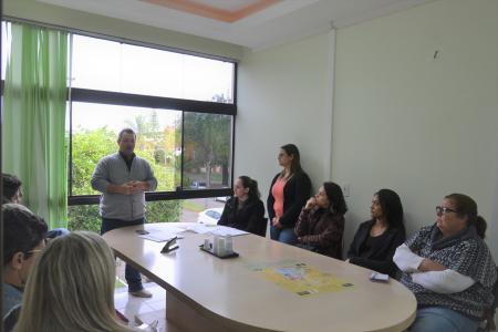 Comdica orienta voluntários que trabalharão nas eleições do Conselho Tutelar