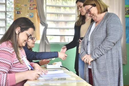 Novos membros do Conselho Tutelar de Taquari são eleitos