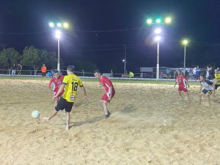 Definidos os classificados do Municipal de Futebol de Areia