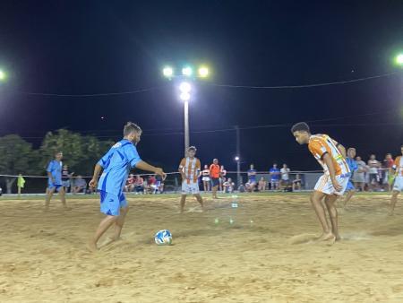 Semifinalistas do Municipal de Futebol de Areia são conhecidos