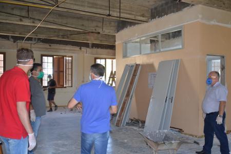 Administração repassa mais de meio milhão de reais ao hospital