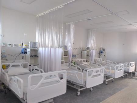 Leitos de isolamento serão entregues ao Hospital São José nesta quinta