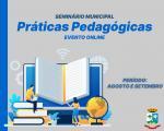 Secretaria de Educação idealiza seminário de práticas pedagógicas
