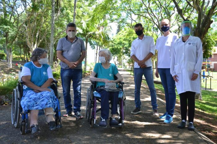 Taquari segue imunizando grupos prioritários na prevenção ao Covid-19