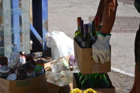 Campanha de coleta de lixo eletrônico em Taquari será no formato drive thru