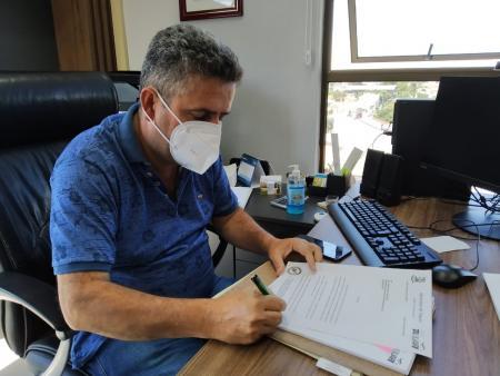 Administração municipal de Taquari encaminha ofícios para processo de aquisição de vacinas