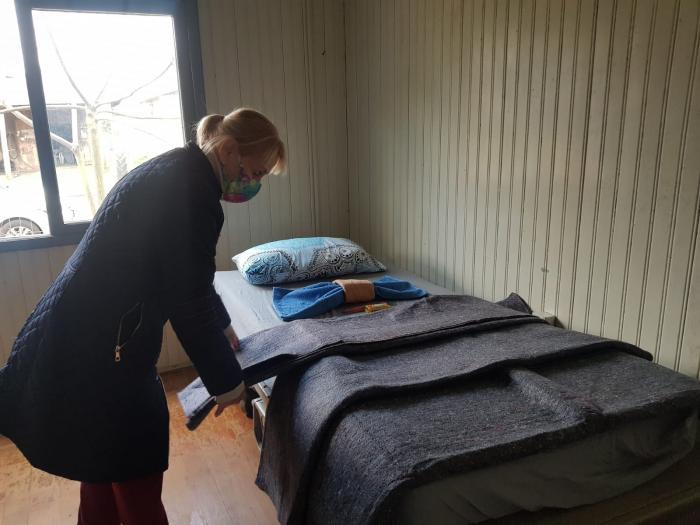 Administração de Taquari abre abrigo temporário para moradores em situação de rua para
