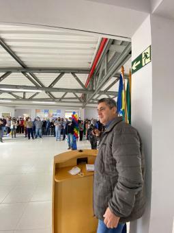 Prefeito André Brito inaugura Escola de Educação Infantil em Taquari