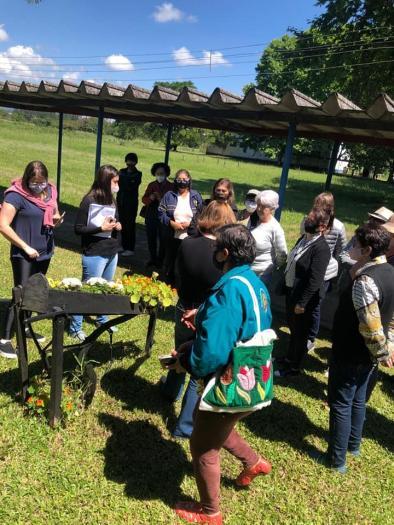 Integrantes de Roteiro de Turismo Rural de Taquari participaram de formação na cidade de Montenegro