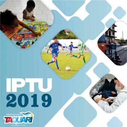 Logotipo do serviço: Isenção do IPTU 2019